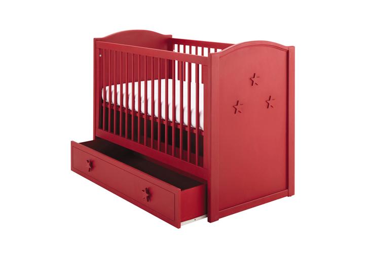 simple lit pour bebe rouge maison du monde chambre bebe with lit nicolas maison du monde. Black Bedroom Furniture Sets. Home Design Ideas
