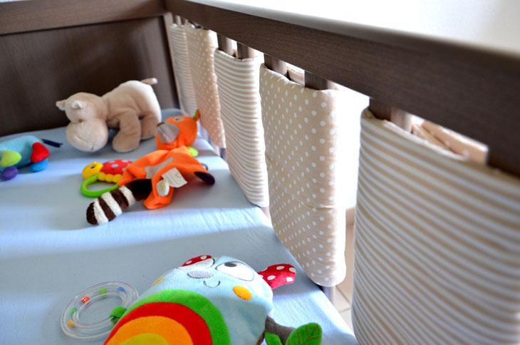 danger tour de lit bébé Les remplaçants du tour de lit | Journal des mamans .com danger tour de lit bébé