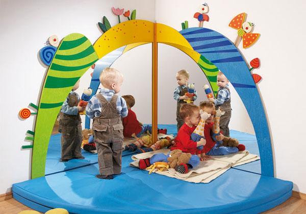 Une chambre Montessori pour bébé